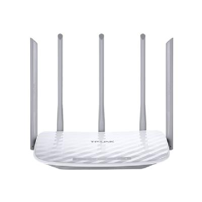 TP-LINK Archer C60 AC1350 - wireless router - 802.11a/b/g/n/ac - desktop  WRLS