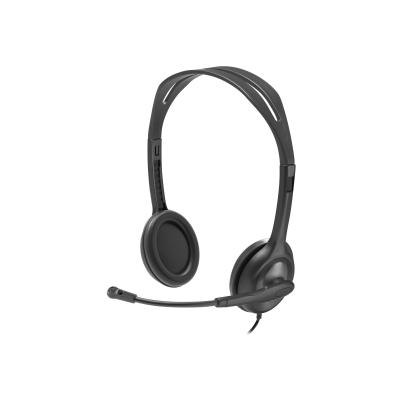 Logitech Stereo H111 - micro-casque