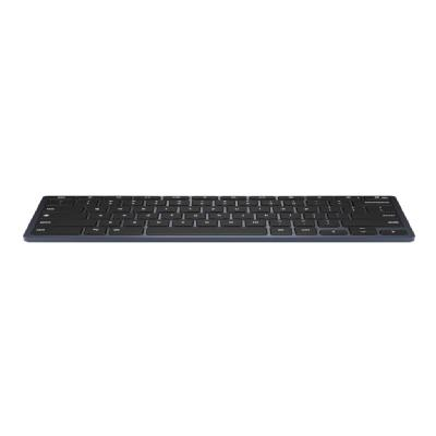 Brydge C-TYPE - keyboard - QWERTY - English - midnight blue  For Chrome OS Connectivity: B luetooth 4.1 & USB-C