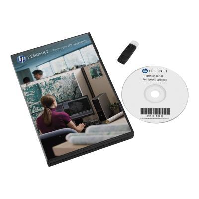 HP PostScript/PDF Upgrade Kit ROM (langage de description de page) PGRADE KIT