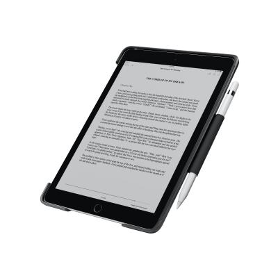 """Logitech 9.7"""" keyboard case Slim Combo - iPad (5th/6th gen) - keyboard and folio case - black - for Apple 9.7-inch iPad 5th and 6th Generation"""
