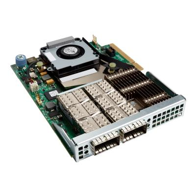 Cisco UCS Virtual Interface Card 1387 - network adapter - PCIe 3.0 x8 - 40Gb Ethernet / FCoE QSFP x 2 QSFP CNA MLOM
