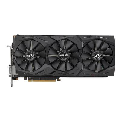 ASUS ROG-STRIX-RXVEGA56-O8G-GAMING - OC Edition - graphics card - Radeon RX VEGA 56 - 8 GB AMD Radeon RX VEGA PCI Express  3.0 8GB HBM2 2048-b