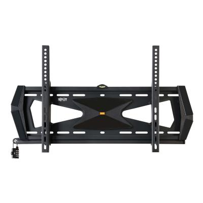 "Tripp Lite Heavy-Duty Tilt Security Display TV Wall Mount for 37"" to 80"" TVs and Monitors, Flat or Curved Screens - wall mount  MNT"
