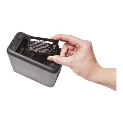 Brother P-Touch PT-P750W - label printer - B/W - thermal transfer /sec. (using rechargeable Li-i on battery 30mm/sec.