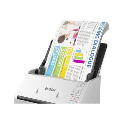 Epson DS-530 - scanner de documents - modèle bureau - USB 3.0 t scanner  Black & White  Colo