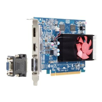 AMD Radeon R7 450 - graphics card - Radeon R7 450 - 4 GB  GFX