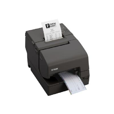 Epson TM H6000IV - receipt printer - monochrome - thermal line / dot-matrix ter (Energy Star  MICR/ENDORSE MENT  Serial and USB