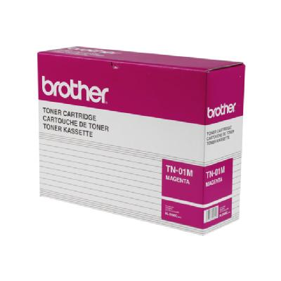 Brother - magenta - original - toner cartridge 00 Pages @ 5% coverage