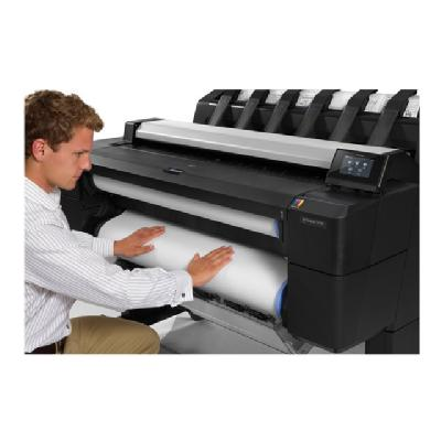 HP DesignJet T2530 - multifunction printer (color) (English, French, Portuguese, Spanish / Canada, Latin America, United States) RPLOT