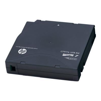 HPE Ultrium Non-Custom Labeled Data Cartridge - LTO Ultrium 7 x 20 - 6 TB - storage media abeled Data Cartridge 20 Pack