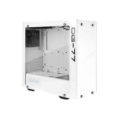 EVGA DG-77 - tower - ATX wer  3 Sides of Tempered Glass   Vertical GPU Mount