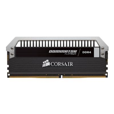 CORSAIR Dominator Platinum - DDR4 - 32 GB: 2 x 16 GB - DIMM 288-pin - unbuffered M  Unbuffered  15-17-17-35   D OMINATOR  Platinum
