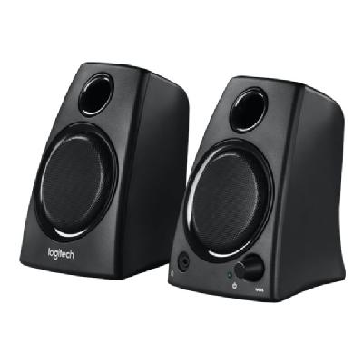 Logitech Z-130 - speakers - for PC  ACCS