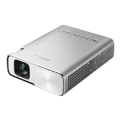 ASUS ZenBeam E1 - DLP projector jector  150 Lumens  Built-in 6 000mAh Battery  Up t