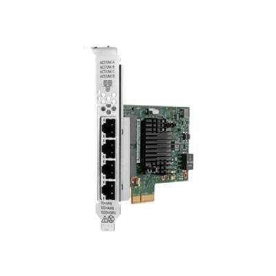 HPE I350-T4 - network adapter - PCIe 2.0 x4 - Gigabit Ethernet x 4 RCPNT