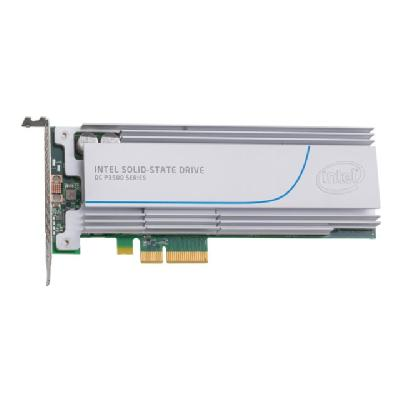Intel Solid-State Drive DC P3500 Series - solid state drive - 400 GB - PCI Express 3.0 x4 (NVMe) Ie 3.0 HHHL Card  NVMe Interfa ce  20nm MLC NAND  O