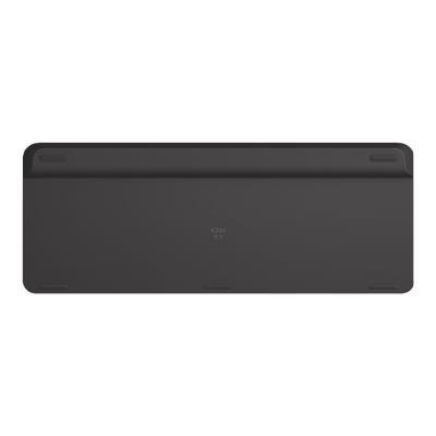 Logitech Slim Multi-Device K580 Keyboard Chrome OS Edition - keyboard D