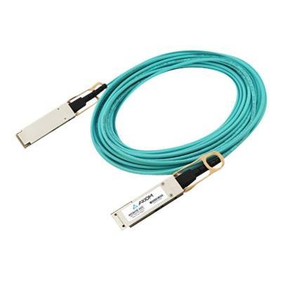 Axiom 40GBase-AOC direct attach cable - 20 m -20M