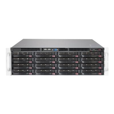 Supermicro SC836 BE2C-R1K03JBOD - rack-mountable - 3U  RM