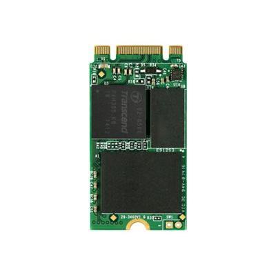 Transcend MTS400 - solid state drive - 128 GB - SATA 6Gb/s C  BULK