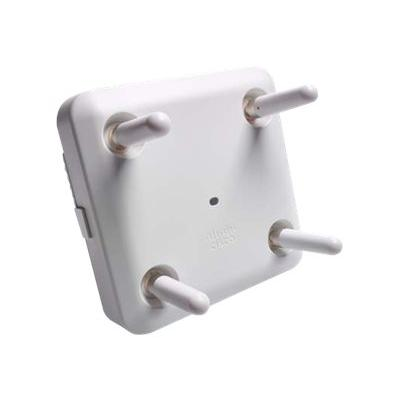 Cisco Aironet 3802P (Config) - wireless access point (Colombia, Venezuela, Canada, Chile, Mexico, Bolivia, Uruguay, Peru, Paraguay, Ecuador, Costa Rica, Philippines, El Salvador)  3800 SERIES