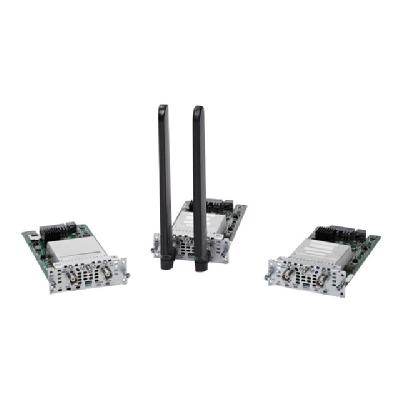 Cisco Fourth-Generation Network Interface Module - wireless cellular modem - 4G LTE (Canada, North America)  CTLR