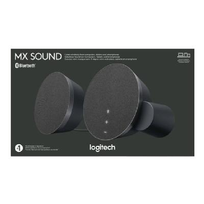 Logitech MX Sound - speakers - for PC - wireless  SPKR