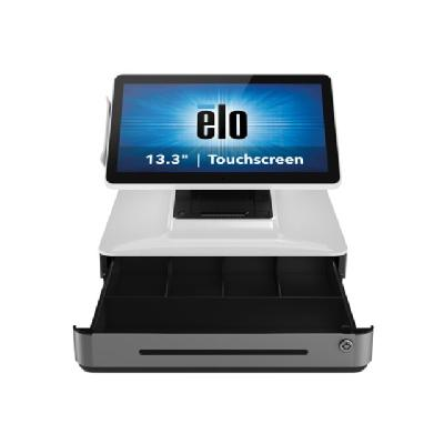 "Elo PayPoint - all-in-one - Celeron J1900 2.42 GHz - 4 GB - 128 GB - LCD 13.3""  TERM"
