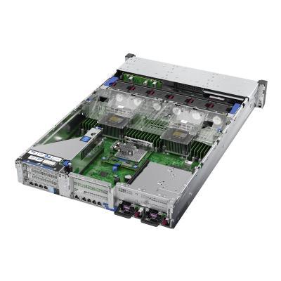HPE ProLiant DL380 Gen10 SMB Networking Choice - rack-mountable - Xeon Gold 5220 2.2 GHz - 32 GB - no HDD (Region: Worldwide) FSYST