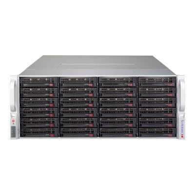 Supermicro SC847 BE1C-R1K28WB - rack-mountable - 4U - enhanced extended ATX  RM