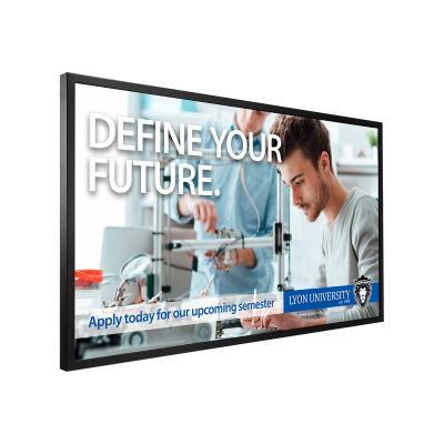 "Planar QE9850-T QE Touch Series - 98"" LED display - 4K 160"
