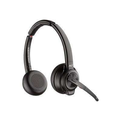 Poly Savi 8200 Series W8220 - headset (North America) DECT 6.0 NA
