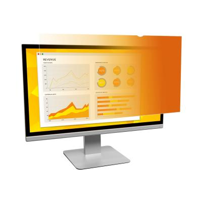 "3M Gold Privacy Filter for 24"" Widescreen Monitor (16:10) - display privacy filter - 24"" wide  ACCS"