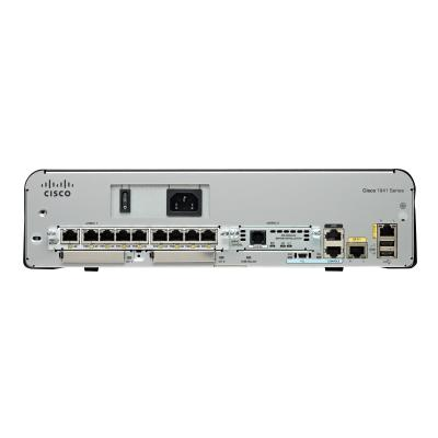 Cisco 1941 - wireless router - 802.11a/b/g/n (draft 2.0) - desktop, rack-mountable /N FCC WLA