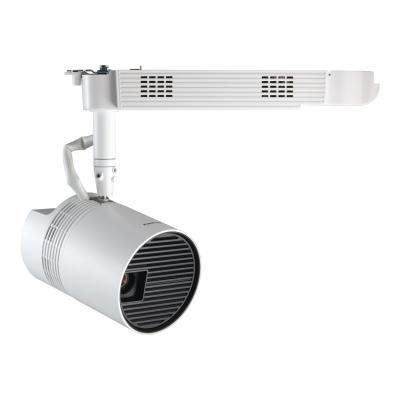 Panasonic Space Player PT-JW130FWU Direct Mount Type - DLP projector - 802.11a/b/g/n wireless / LAN M WHITE