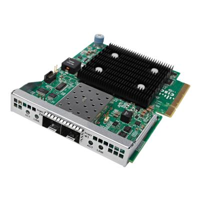 Cisco UCS Virtual Interface Card 1227 - network adapter - PCIe 2.0 x8 - 10Gb Ethernet / FCoE x 2 UAL PORT 1