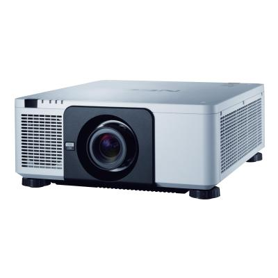 NEC NP-PX1005QL-W - DLP projector - no lens - 3D - LAN  PROJ