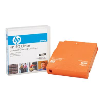 HPE Ultrium Universal Cleaning Cartridge - LTO Ultrium x 1 - cleaning cartridge  cartridge