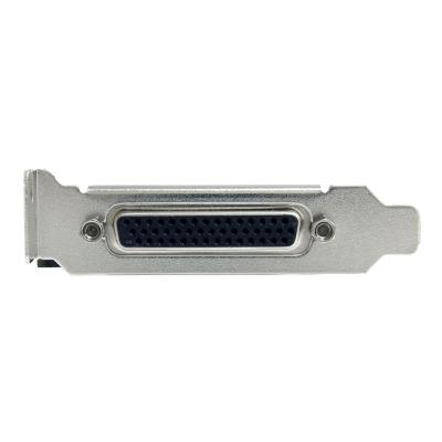 StarTech.com 4 Port PCI Express RS232 Serial Adapter Card - Single-Lane PCI Express - Breakout Cable - RS232 Extension - PCIe Serial Card (PEX4S553B) - serial adapter - PCIe - RS-232 x 4 y PC using a single PCI Expres s expansion slot - p
