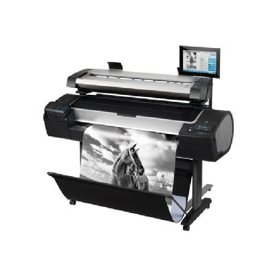 HP DesignJet HD Pro MFP - multifunction printer (color) (English, French, Portuguese, Spanish / Canada, Latin America, United States)
