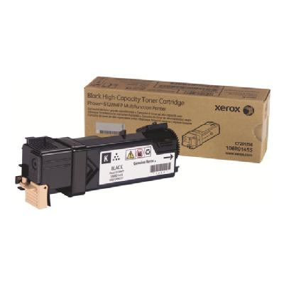 Xerox Phaser 6128MFP - black - original - toner cartridge  pages - Phaser 6128MFP ser 6128MFP
