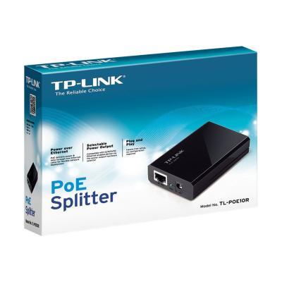 TP-Link TL-POE10R - PoE splitter FPWR