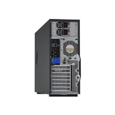 Lenovo ThinkSystem ST550 - tower - Xeon Bronze 3104 1.7 GHz - 16 GB - 0 GB (Canada, United States)  SYST