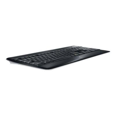 Logitech Wireless Illuminated Keyboard K800 - keyboard - Canadian French (French)  FR CDN