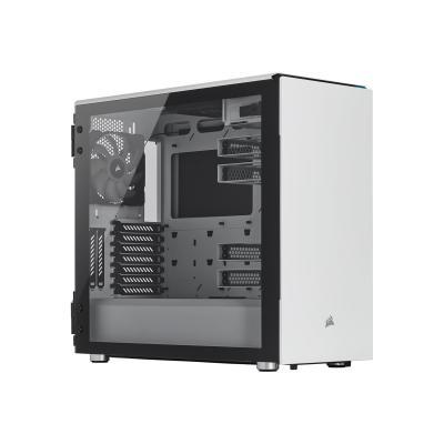 CORSAIR Carbide Series 678C - tower - extended ATX se  WHITE