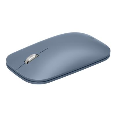 Microsoft Surface Mobile Mouse - mouse - Bluetooth 4.2 - ice blue  WRLS