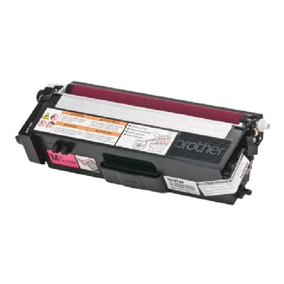 Brother TN310M - magenta - original - toner cartridge s approx. 1 500 pages) Compati ble Brother models: