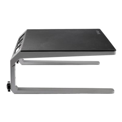"""StarTech.com Monitor Riser Stand - For up to 32"""" Monitor - Height Adjustable - Computer Monitor Riser - Steel and Aluminum (MONSTND) - stand - for monitor"""