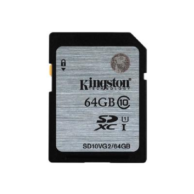 64GB SDXC READ FLASH CARD CLAS SFLSH